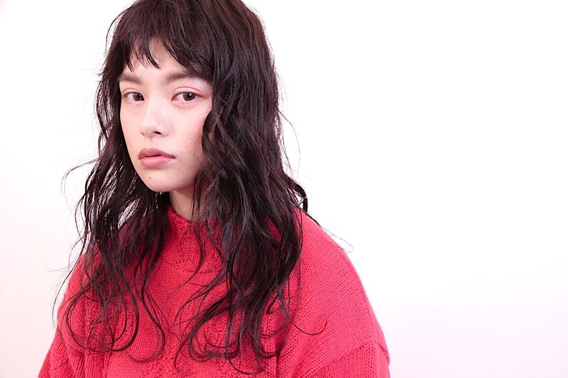 hair&photo: nishiguchi make: oyane model: risako