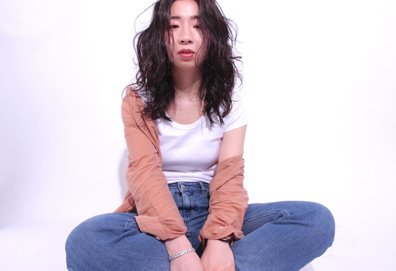 hair&photo: nishiguchi make: oyane model: kaya
