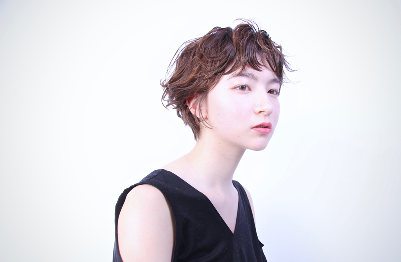 hair&photo: TAKE make: yama model: selina