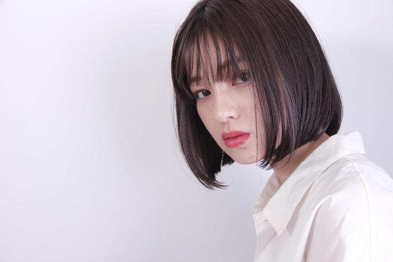 hair&photo: nishiguchi  make: oyane  model: rena