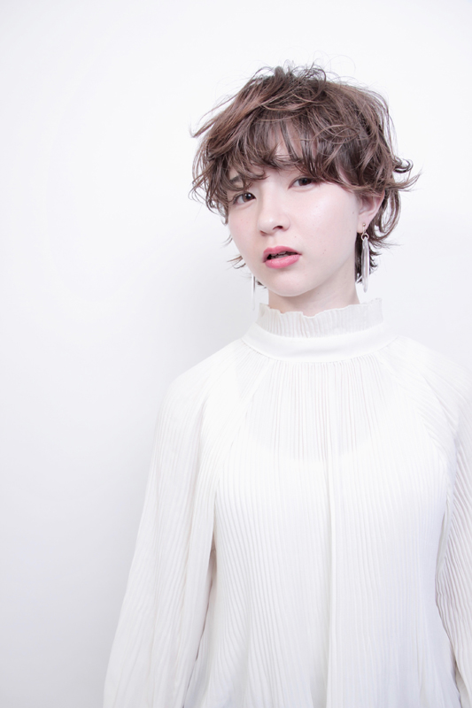 hair: TAKE make: yama model: selina