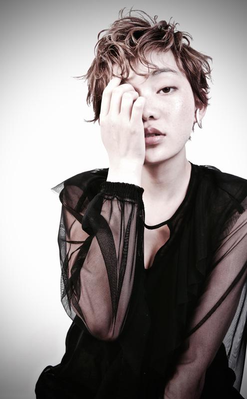 hair&photo: TAKE make: yama model: airi
