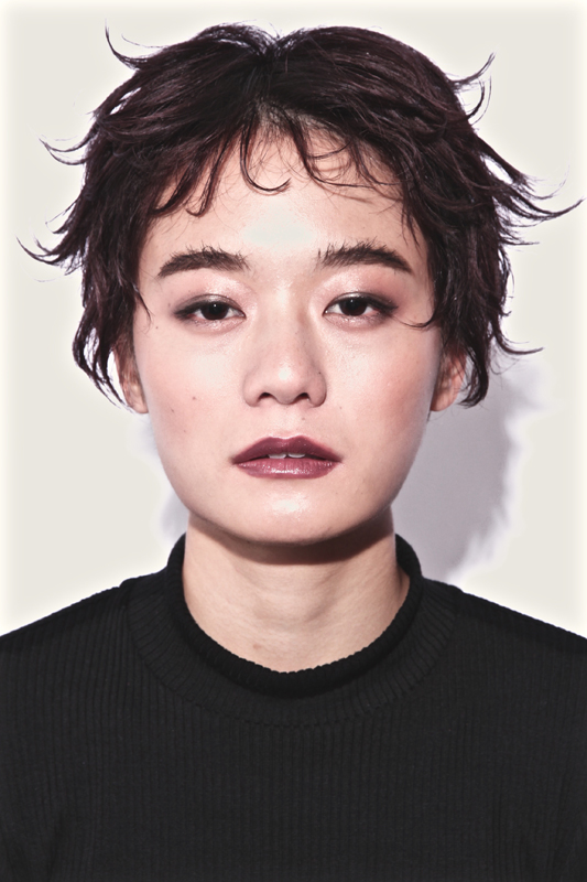 model : kaoru hair&photo: Nishiguchi make: Ohyane
