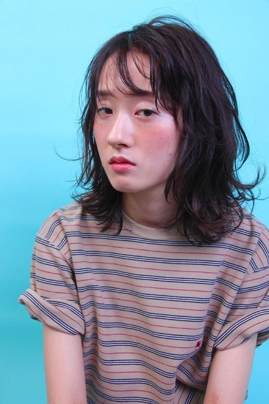 hair&photo: nishiguchi make.: oyane model: manami