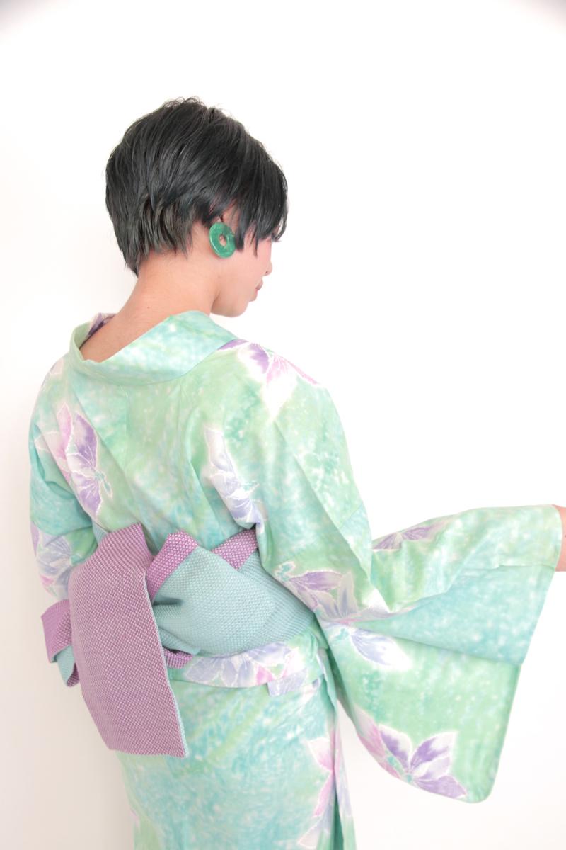 hair&photo: nishiguchi make&dressing: oyane eyelash: cocon  model: miki